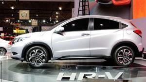 Lista de Carros mais vendidos em 2015 - honda hrv