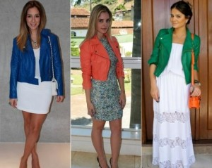 Modelos de jaqueta de couro feminina 7