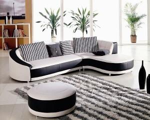 Modelos e fotos sofá de canto pequeno 10