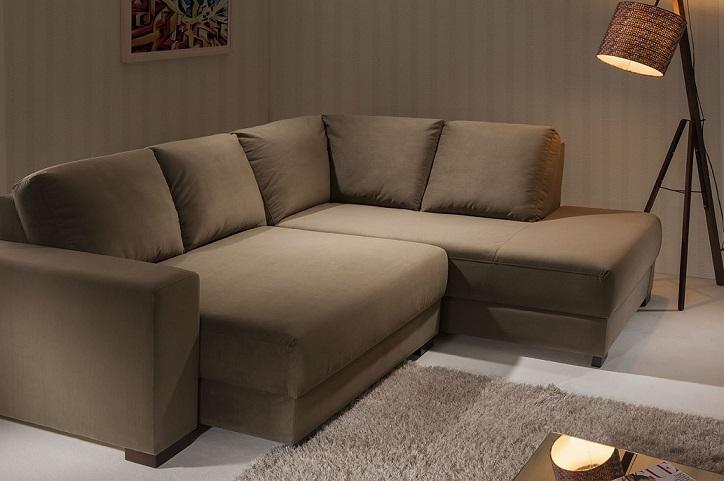Modelos e fotos sof de canto pequeno for Sofa foto