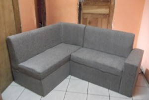 Modelos e fotos sofá de canto pequeno 15