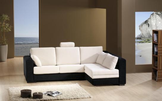Modelos e fotos sof de canto pequeno for Sofas tela modernos