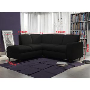 Modelos e fotos sofá de canto pequeno 4