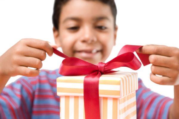 Presente dia das criancas para meninos