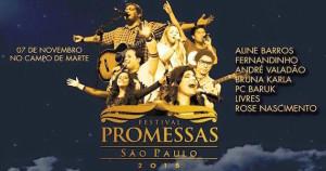 Como comprar Ingressos Festival promessas 2015 2