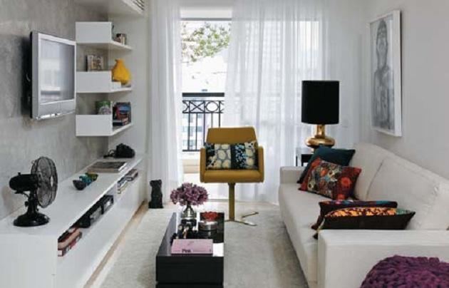 decoracao de sala dicas : decoracao de sala dicas:Fotos de Decoração de Sala de Estar Pequena