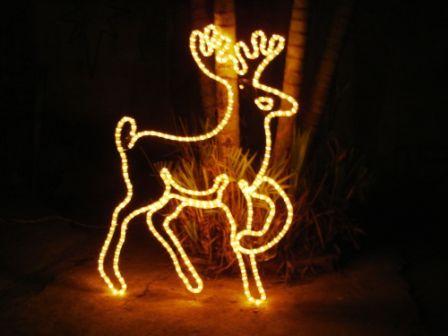 Dicas Enfeites de Natal para Jardim