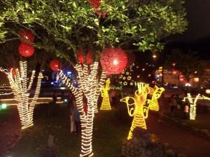 Dicas Enfeites de Natal para Jardim 13