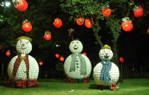 Dicas Enfeites de Natal para Jardim 5