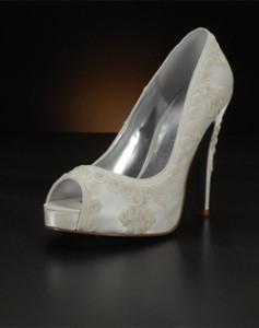 Dicas e modelos de sapato de noiva 11