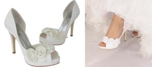 Dicas e modelos de sapato de noiva 12