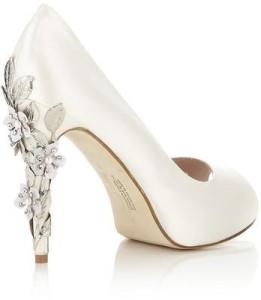 Dicas e modelos de sapato de noiva 13