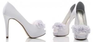Dicas e modelos de sapato de noiva 2