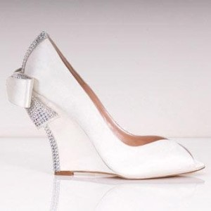 Dicas e modelos de sapato de noiva 4