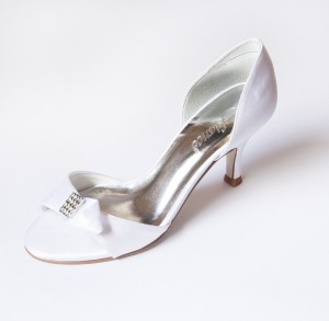 Dicas e modelos de sapato de noiva 6