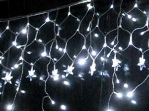 Enfeites de natal tipos de iluminação 7