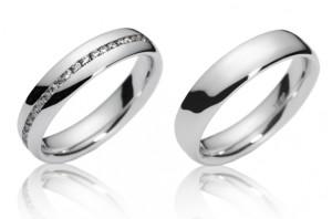 Modelo de anel de compromisso namoro 10