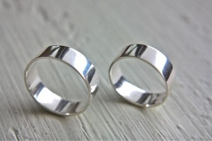 Modelo de anel de compromisso namoro 12
