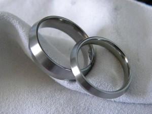 Modelo de anel de compromisso namoro 13