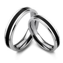 Modelo de anel de compromisso namoro 14