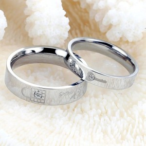 Modelo de anel de compromisso namoro 15