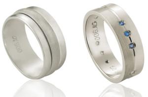 Modelo de anel de compromisso namoro 2