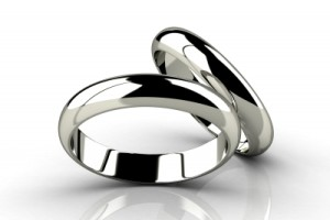 Modelo de anel de compromisso namoro 4