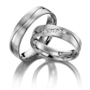 Modelo de anel de compromisso namoro 5