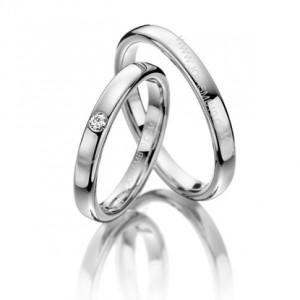 Modelo de anel de compromisso namoro 7