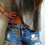 Como Fazer Short Feminino Com Calça Jeans