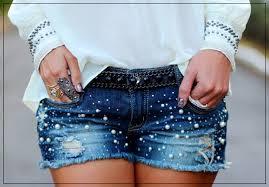 Como Fazer Short Feminino Com Calca Jeans 2