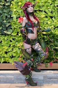 Cosplay Feminino League of Legends 14