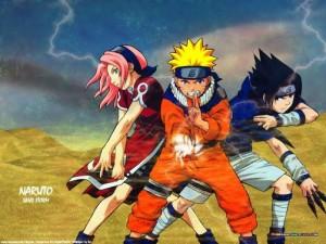 Desenhos para Colorir Pintar do Naruto 2