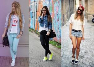 Fotos de Garotas com Roupas Estilosas 3