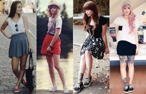 Fotos de Garotas com Roupas Estilosas 4