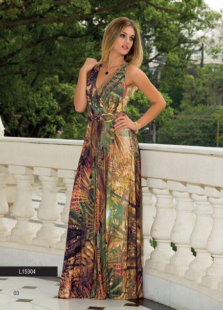 880984c16a Fotos de Vestidos Longos Para Dia a Dia 11