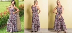 Fotos de Vestidos Longos Para Dia a Dia 12
