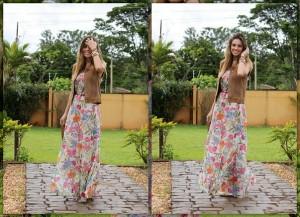 Fotos de Vestidos Longos Para Dia a Dia 13