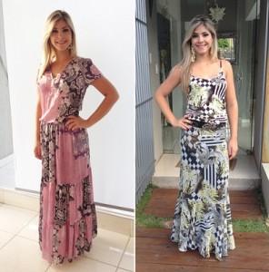 Fotos de Vestidos Longos Para Dia a Dia 15