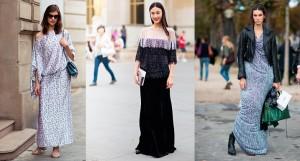 Fotos de Vestidos Longos Para Dia a Dia 7