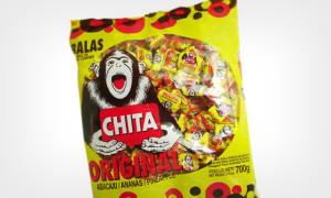 Lembra das Balas Chita de abacaxi 2