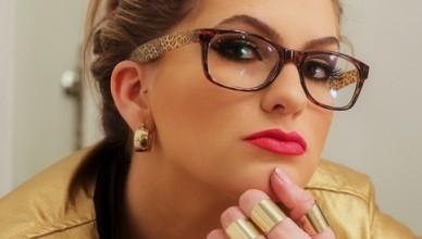 1c57119d578d3 Armação De óculos Grau Ou Sol Feminino
