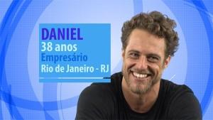 Quem sao os Participantes do BBB 16 - Daniel