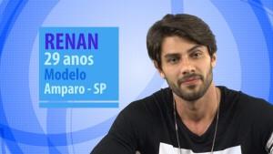 Quem sao os Participantes do BBB 16 - Renan