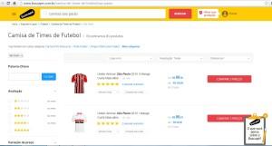 Site para Comparar Preços de Produtos 3