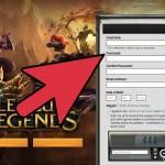 Como criar conta lol (League of Legends)