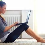 Trabalhar em casa através da Internet