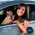 Aluguel de carros baratos em Porto Alegre