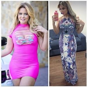 Antes e depois da Academia de Mulheres 5