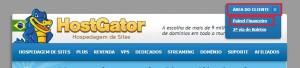 Configurar DNS do Domínio da Hostgator